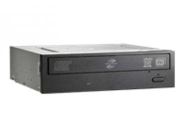 "HP SATA 16x SuperMulti Drive - Laufwerk - DVD±RW (±R DL) / DVD-RAM - 16x/12x - Serial ATA - intern - 13.3 cm ( 5.25"" ) - Schwarz"