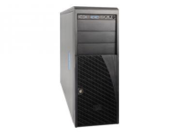 Intel Server Chassis P4304XXMUXX - Tower - 4U - SSI EEB - ohne Netzteil - Cosmetic Black - USB