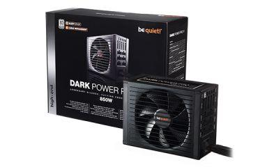 Be Quiet! Dark Power PRO 11 850W - Stromversorgung ( intern ) - ATX12V 2.4/ EPS12V 2.92 - 80 PLUS Platinum - Wechselstrom 100-240 V - aktive PFC