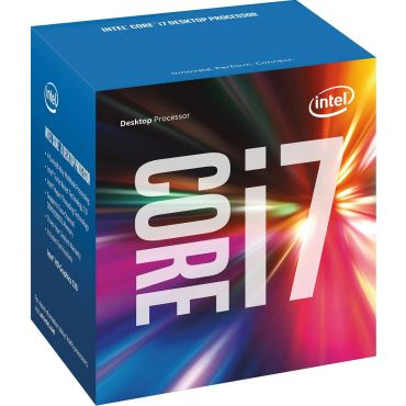 Intel Core i7 6700 Skylake - 3.4 GHz - 4 Kerne - 8 Threads - 8 MB Cache-Speicher - LGA1151 Socket - Box