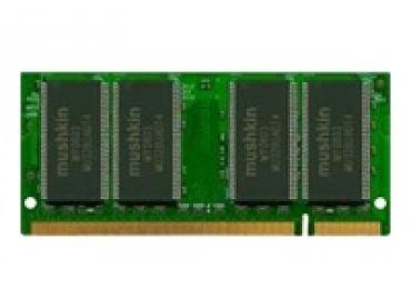 Mushkin Value - DDR - 1 GB - SO DIMM 200-PIN - 333 MHz / PC2700 - CL2.5 - 2.5 V - ungepuffert - nicht-ECC