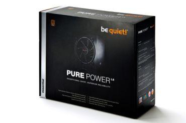 Be Quiet! System Power 8 600W - Stromversorgung ( intern ) - ATX12V 2.4 - 80 PLUS - Wechselstrom 200-240 V - 600 Watt - aktive PFC