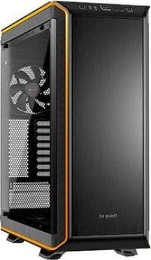 be quiet! Dark Base Pro 900 - Midi Tower - Erweitertes ATX - ohne Netzteil - orange - USB/Audio