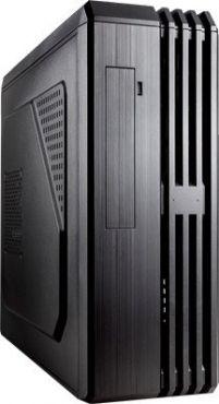 Chieftec UNI Series UC-02B - Midi Tower / Desktop ATX - 350 Watt 80plus ATX Netzteil - 2 x USB 3.0, Micro-in, Audio-out an der Front