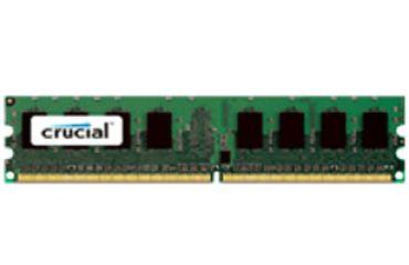 Crucial DDR3L - 4 GB - DIMM 240-PIN 1600 MHz / PC3-12800 - CL11 - 1.35 V - ungepuffert - nicht-ECC