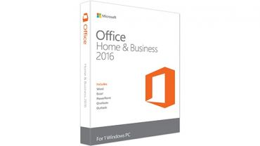 Microsoft Office Home and Business 2016 - T5D-02808 - Box-Pack- 1 PC - ohne Medien - Win - Deutsch - Eurozone