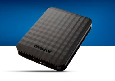 Seagate M3 STSHX-M101TCBM - Festplatte - 1 TB - extern ( tragbar ) - USB 3.0 - Schwarz