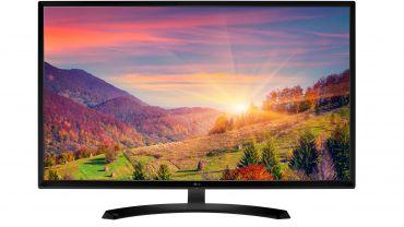 "LG 32MP58HQ-P LCD-Monitor - LCD-Monitor - 80.01 cm ( 31.5"" ) - 1920 x 1080 - 250 cd/m2 - 1200:1 - 5 ms - HDMI,D-SUB - Schwarz"