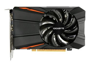Gigabyte GeForce GTX 1050 D5 2G - Grafikkarte - NVIDIA GeForce GTX 1050 - 2 GB GDDR5 - PCIe 3.0 x16 - DVI, HDMI, DisplayPort