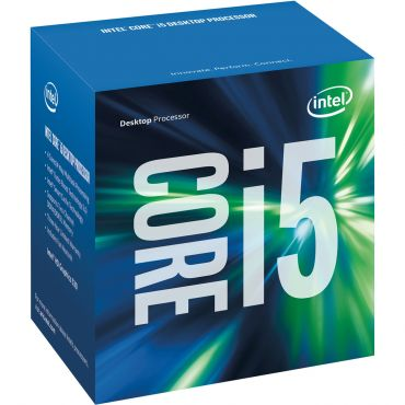Intel Core i5-7400 Kaby Lake - 3 GHz - 4 Kerne - 4 Threads - 6 MB Cache-Speicher - LGA1151 Socket - Box