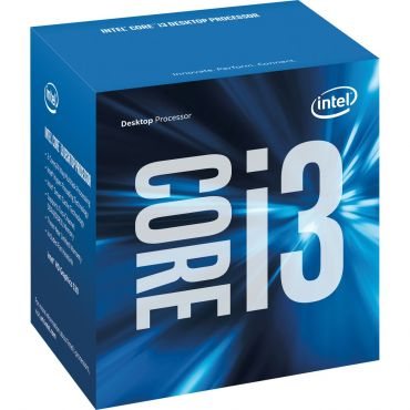 Intel Core i3 7100 Kaby Lake - 3.9 GHz - 2 Kerne - 4 Threads - 3 MB Cache-Speicher - LGA1151 Socket - Box