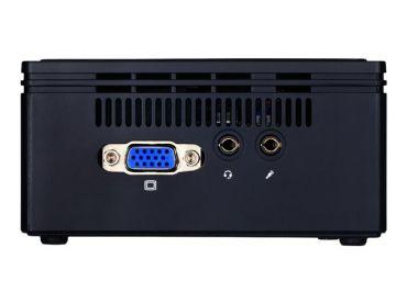Gigabyte BRIX GB-BACE-3150 (rev. 1.0) - Barebone - Ultra Compact PC Kit - 1 x Celeron N3150 / 1.6 GHz - HD Graphics - GigE