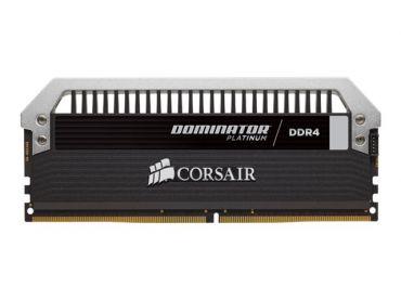 Corsair Dominator Platinum - DDR4 - 32 GB: 2 x 16 GB - DIMM 288-PIN - 3000 MHz / PC4-24000 - CL15 - 1.35 V - ungepuffert - nicht-ECC