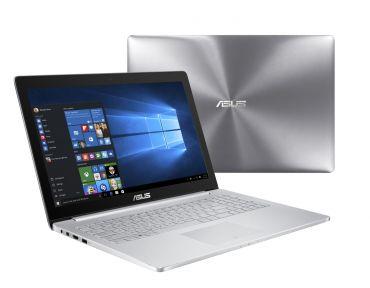 "ASUS ZENBOOK UX510UX-CN180D - Core i5 7200U - Win 10 Home - 8 GB RAM - 256 GB SSD M.2 + 1 TB HDD - 39.6 cm (15.6"") IPS Full HD, entspiegelt - GTX 950M"