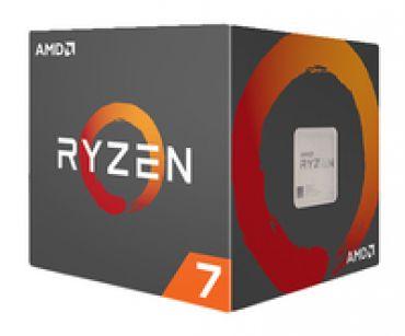 AMD Ryzen 7 1800X - 3.6 GHz - 8-Core - 16 Threads - 20 MB Cache-Speicher - Socket AM4 - Box ohne Kühler