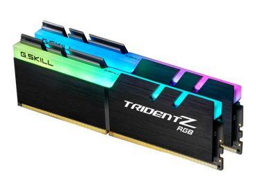 G.Skill TridentZ RGB Series - DDR4 - 16 GB: 2 x 8 GB - DIMM 288-PIN - 4000 MHz / PC4-32000 - CL18 - 1.35 V - ungepuffert - nicht-ECC