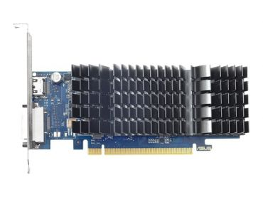 ASUS GT1030-SL-2G-BRK - Grafikkarte - GF GT 1030 - 2 GB GDDR5 - PCIe 3.0 Low Profile - DVI, HDMI - ohne Lüfter