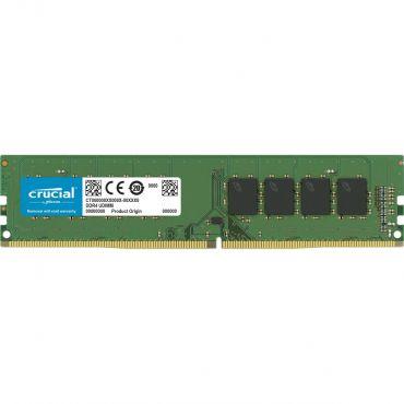 Crucial Memory - DDR4 - 4 GB - DIMM 288-PIN - 2400 MHz / PC4-19200 - CL17 - 1.2 V - ungepuffert - nicht-ECC