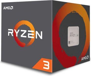 AMD Ryzen 3 1200 - 3.4 GHz - 4-Core - 4 Threads - 8 MB Cache-Speicher - Socket AM4 - Box