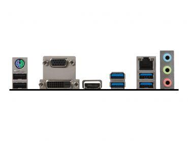 MSI A320M GRENADE - Motherboard Mikro-ATX - Socket AM4 - AMD A320 - USB 3.1 Gen 1 - Gb LAN - Onboard-Grafik (CPU erforderlich) - HD Audio (8-Kanal)