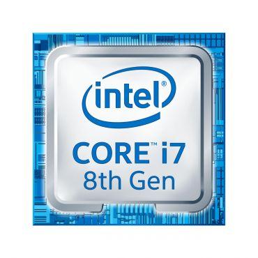 Intel Core i7-8700K (Coffee Lake) - 3.7 GHz - 6 Kerne - 12 Threads - 12 MB Cache-Speicher - LGA1151 Socket - Tray