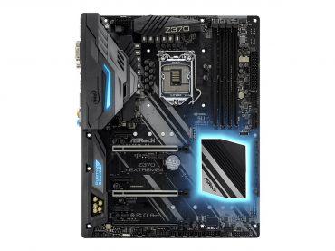 ASRock Z370 Extreme4 - Motherboard ATX - LGA1151 Socket - Z370 - USB 3.1 - Gb LAN - Onboard-Grafik (CPU erforderlich) - HD Audio (8-Kanal)