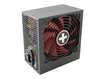 Xilence Performance X Series XP650R9 Stromversorgung (intern) - 80 PLUS Gold - Wechselstrom 220-240 V - 650 Watt - aktive PFC