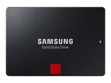 """Samsung 860 PRO MZ-76P512B - Solid-State-Disk verschlüsselt - 512 GB - intern - 2.5"""" (6.4 cm) - SATA 6Gb/s - Puffer: 512 MB - 256-Bit-AES"""