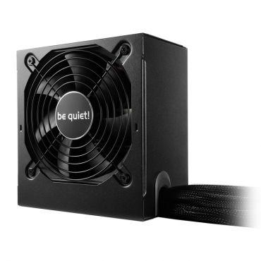 be quiet! System Power 9 500W - Stromversorgung (intern) - ATX12V 2.4 - 80 PLUS Bronze - Wechselstrom 200-240 V - aktive PFC