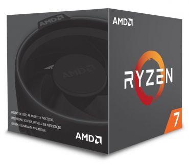 AMD Ryzen 7 2700X - 3.7 GHz - Pinnacle Ridge - 8 Kerne - 16 Threads - 20 MB Cache-Speicher - Socket AM4 - Box