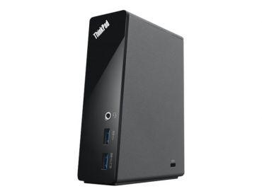 Lenovo ThinkPad USB 3.0 Basic Dock Docking Station - USB - GigE - 40 Watt - EU - für ThinkPad E480; L380; L380 Yoga; L480; P52; T480; T580; X280