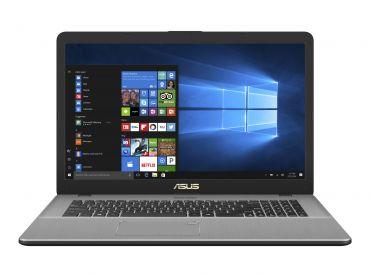 """ASUS VivoBook Pro N705UQ-GC159T - 43.9 cm (17.3"""") Full HD - Core i5 8250U - 16 GB RAM - 512 GB SSD M.2 NVMe + 1 TB HDD - NVIDIA GeForce 940MX - Win 10"""