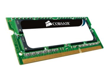 Corsair Value Select - Memory - 512 MB - SO DIMM 200-polig - DDR - 333 MHz / PC2700 - ungepuffert - nicht-ECC