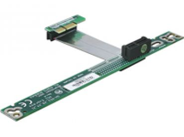 DeLock Riser card PCI Express x1 - Riser Card