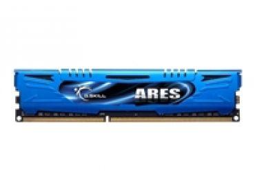 G.Skill ARES - Memory - 16 GB : 2 x 8 GB - DIMM 240-PIN - DDR3 - 1866 MHz / PC3-14900 - CL10 - 1.5 V - ungepuffert - nicht-ECC