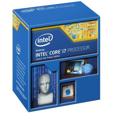 Intel Core i7-5820K (Haswell) - 3.3 GHz - 6 Kerne - 12 Threads - 15 MB Cache-Speicher - LGA2011-3 Socket - Box