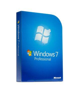 Microsoft Windows 7 Professional SP1 - Lizenz und Medien - 1 PC - OEM - DVD - 64-bit, LCP - Deutsch