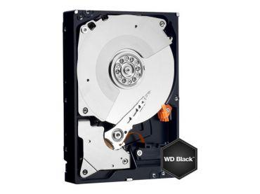 """WD Black Performance Hard Drive WD5003AZEX Festplatte - 500 GB - intern - 3.5"""" (8.9 cm) - SATA 6Gb/s - 7200 rpm - Puffer: 64 MB"""