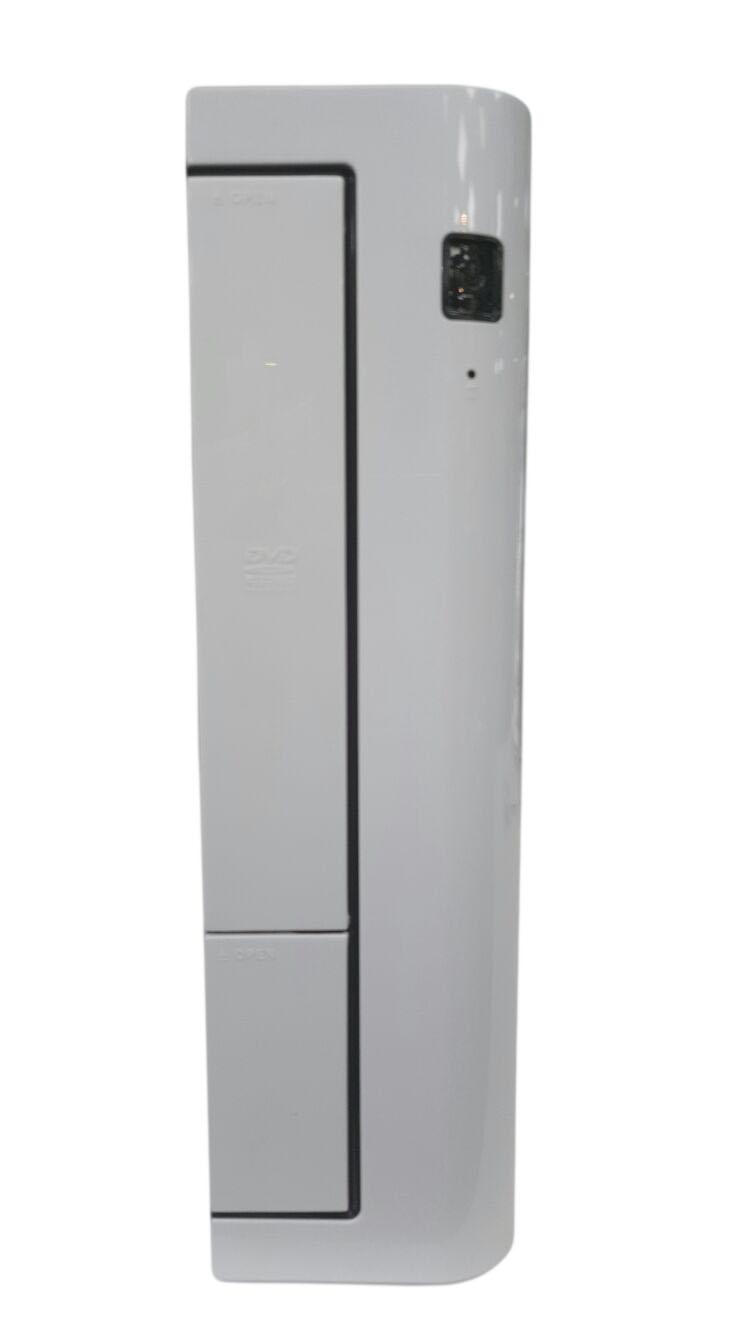 AMicro Wohnzimmer PC 320 weiß   Windows 7 HP   Intel Celeron