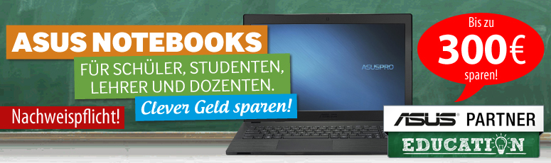 Education Notebooks von ASUS
