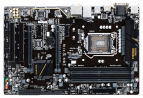 Gigabyte GA-Z170-HD3 - 1.0 - Motherboard - ATX - LGA1151 Socket - Z170 - USB 3.0 - Gigabit LAN - Onboard-Grafik (CPU erforderlich) - HD Audio