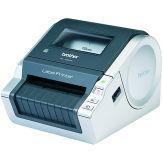 Brother QL-1060N - Etikettendrucker - Thermopapier - Rolle (10,2 cm) - 300 dpi - bis zu 110 mm/Sek. - USB, LAN, seriell