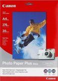 Canon Photo Paper Plus II PP-201 - Fotopapier, glänzend - A3 (297 x 420 mm) 20 Blatt - für PIXMA iX4000, iX5000, iX7000, PRO-1, PRO-10, PRO-100