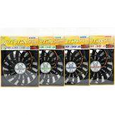 Scythe Slip Stream Slim SY1212SL12SL - Gehäuselüfter - 120 mm 800 U/min - 19,4 CFM - 3-poliger Stecker - 4-poliger Molex-Anschluss - Höhe 12 mm