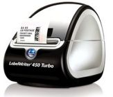 Dymo LabelWriter 450 Turbo Direkt Wärme 600 x 300DPI Etikettendrucker 71 lpm - 600 x 300 dpi