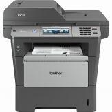 Brother DCP-8250DN - Multifunktionsdrucker - s/w - Laser - A4 - bis zu 40 Seiten/Min. (Drucken) - 550 Blatt - USB 2.0, Gigabit LAN, USB-Host