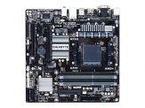 Gigabyte GA-78LMT-USB3 - 5.0 - Motherboard - Mikro-ATX - Socket AM3+ - AMD 760G - USB 3.0 - Gigabit LAN - Onboard-Grafik - HD Audio (8-Kanal)