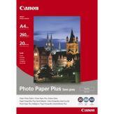 Canon Photo Paper Plus SG-201 - Seidenmattfotopapier - A4 (210 x 297 mm)