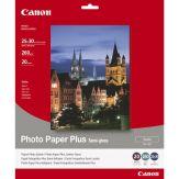 Canon Photo Paper Plus SG-201 - Seidenmattfotopapier - 254 x 305 mm