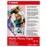 Canon MP-101 - Mattes Photopapier - A4 (210 x 297 mm) 50 Blatt